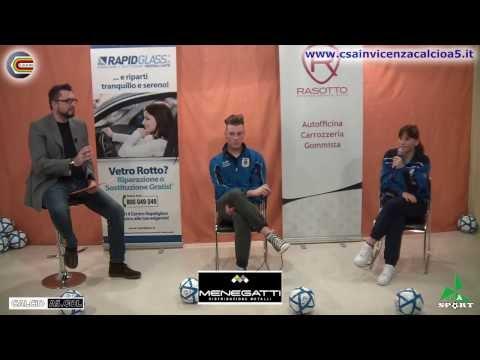immagine di anteprima del video: calcioa5.gol - Puntata 10 del 10/12/13 - Stagione 2013/14