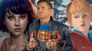 LIFE IS STRANGE 2 TEASER REACTION | SK Reacts - #DailyTrend