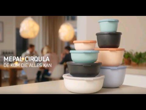 Új, boltban 4500Ft Holland konyhai tároló edény Mepal Cirqula mikrózható, fagyasztható, passzentos