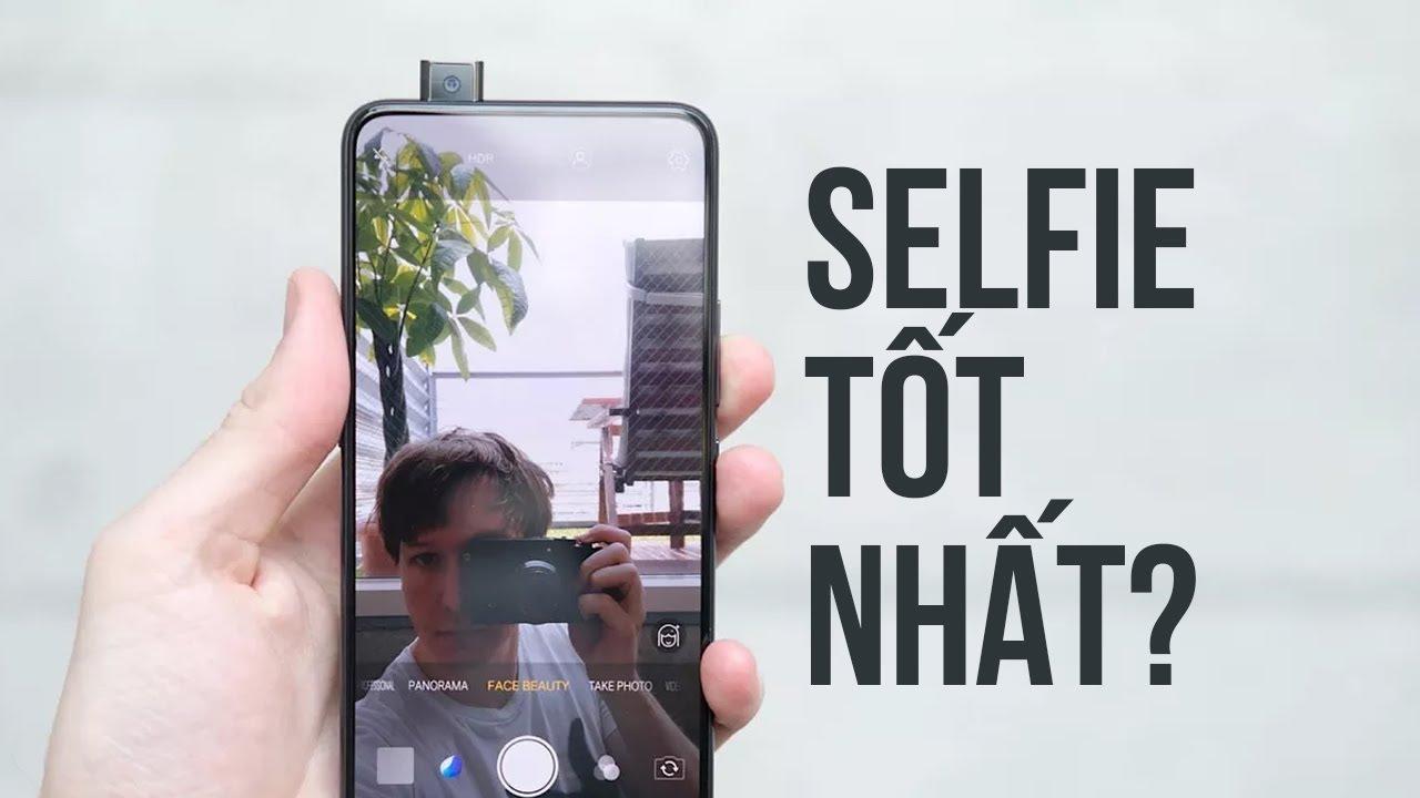 Top 10 Smartphone có camera Selfie tốt nhất hiện tại