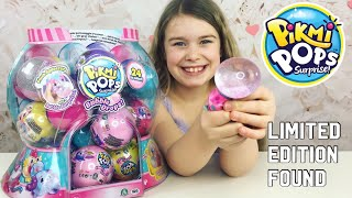 A WHOLE CASE OF PIKMI POP BUBBLE DROPS AND WE FOUND A LIMITED EDITION #AD