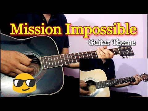 Guitar Tabs for Mission Impossible Theme - Acousterr