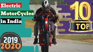 Top 10 Upcoming Electric Motorcycles in India 2019 2020