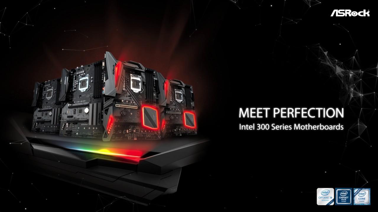 Asrock Intel 300 Series