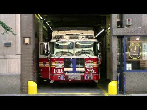 FDNY - Rescue 1 - Responding To 10-75 Box 0617 - 8/13/12 Mp3