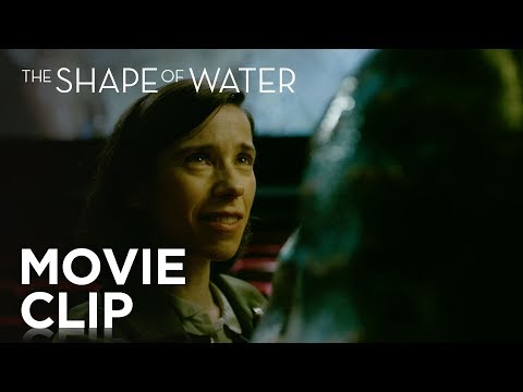 The Shape of Water The Shape of Water (Clip 'Movie Theater')