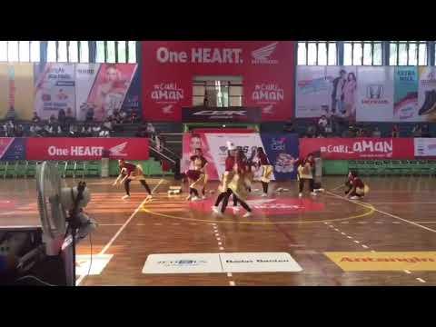 (3) SMAK PENABUR GADING SERPONG DBL Banten 2017 ( UBS Gold Dance Competition)