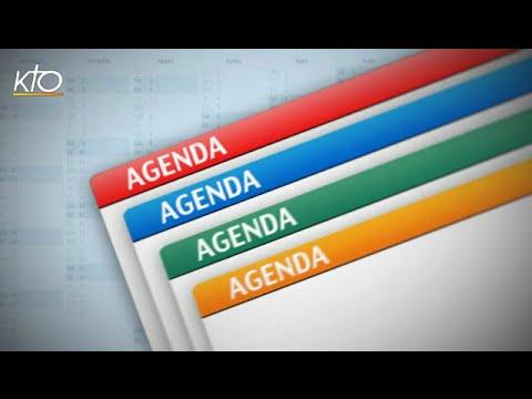 Agenda du 7 septembre 2015