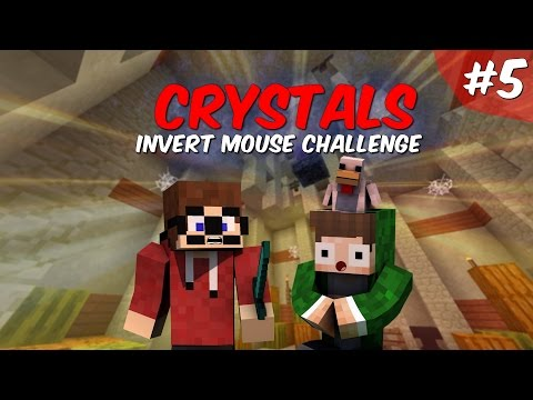 Crystals #05 - INVERT MOUSE CHALLENGE w/Marawan [FullHD60fps]