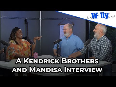 "The Kendrick Brothers, Mandisa, and All Things ""Overcomer"" 