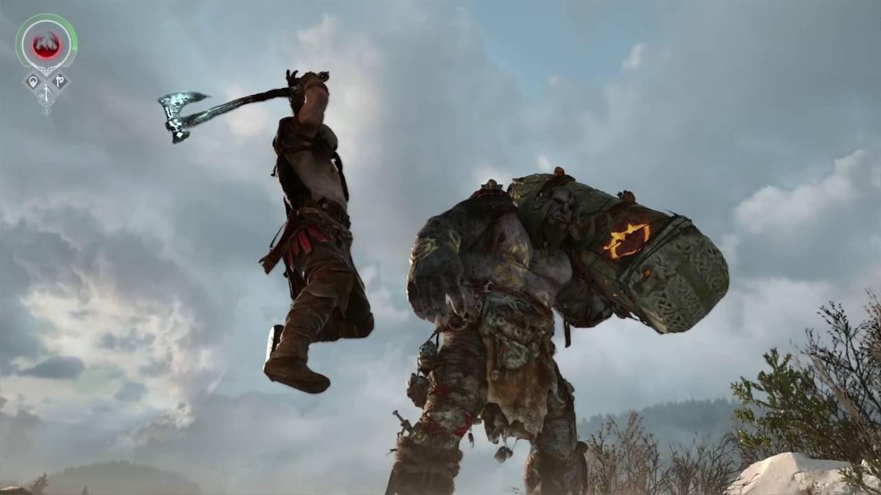 Un nuovo video di God of War offre uno sguardo ravvicinato al reveal dell'E3 2016