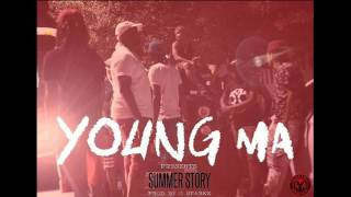 Young M.A 'Summer Story' Prod. G'Sparkz (Official Audio)