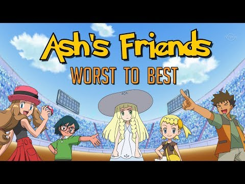 All of Ash Ketchum's Companions Ranked from Worst to Best