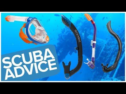 Choosing The Right Snorkel