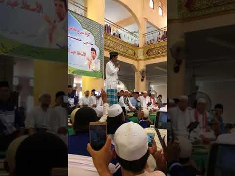 Ustad Abdul Somad (Uas ) Terkagum Kepada TGB ( Tuan Guru Bajang )