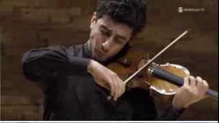 Sergey Khachatryan and Lusine Khachatryan perform Brahms Violin and Piano Sonatas
