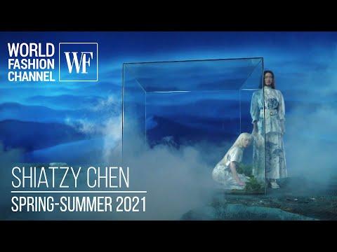 Shiatzy Chen spring-summer 2021 | Paris