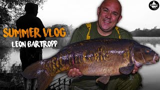 Summer Carp Fishing   Fishing The Park Lake   Leon Bartropp Carp Vlog