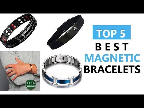 Top 5 Best Magnetic Bracelets Review 2017