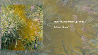 Waltzes, Op. 64