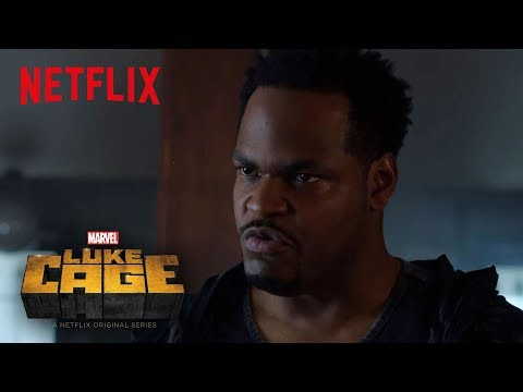 Luke Cage: Season 2 Clip 'Misty and Colleen'