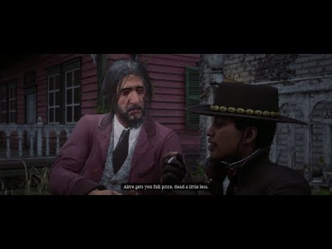 RDR2 Online Roles All Cutscenes