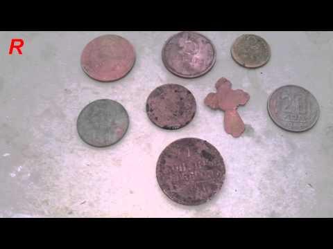 Чистка монет ортофосфорная кислота кладоискатель