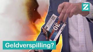 Meedoen aan de oudejaarsloterij is geldverspilling - Z TODAY