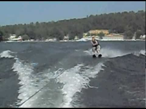 """""""TYNITTY IN THIS"""" WATERSKIING @ DW"""