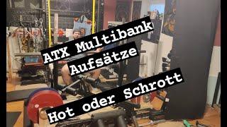 ATX Beinbeuger Beinstrecker / Dip -Must have?