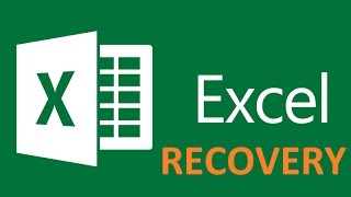 How to Recover Excel file  Unsaved or Lost
