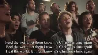 Do they know it's Christmas - Band Aid 30 2014 [LYRICS]