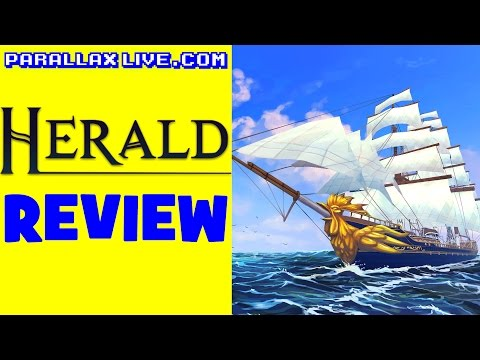 REVIEW: Herald: An Interactive Period Drama - Book I & II (PC, Mac, Linux, No Spoilers) video thumbnail