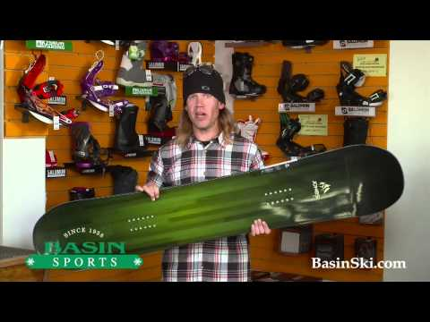 Jones Aviator Snowboard Review 2014
