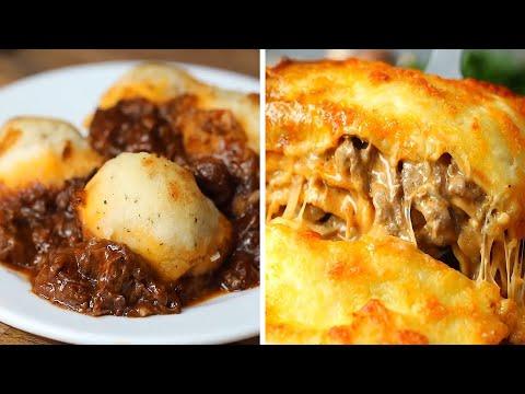 5 Big Beef Dinner Recipes