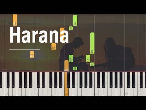Harana - Parokya Ni Edgar | Piano Tutorial (Arranged By Heide Abot)