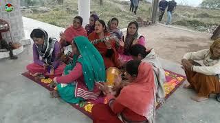 Pahari NON-STOP Bhajan || Pahari Gidda || Bangota Maiya Da Mandir || Mandyali Dholki Chimta Bhajan