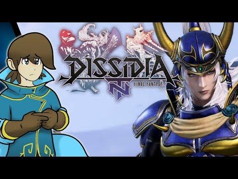 Dissidia Final Fantasy NT - Black Mage Maverick