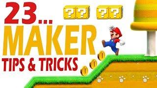 super mario maker 2 level creator tips - TH-Clip