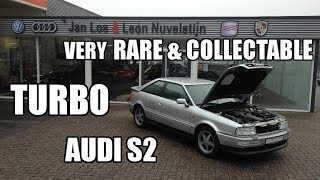 1991 Audi S2 Coupe More Rare then you Think ! Review & TestDrive JMSpeedshop !