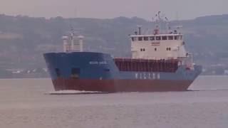 Belfast Ship Spotting 23rd July 2016