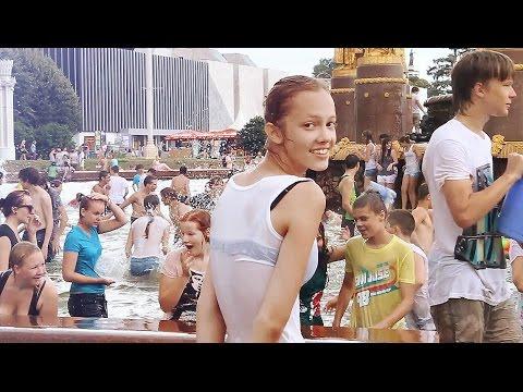 女子高生とかが噴水に飛び込んだりしているロシアやヨーロッパ圏の脱衣文化