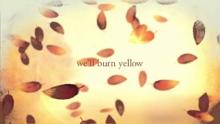 Kim Wilde - Burn Gold (Lyric Video)
