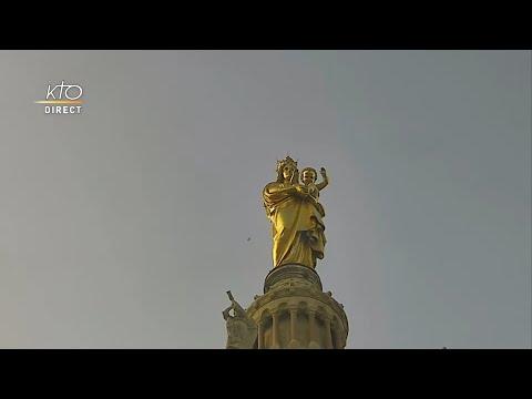 Laudes et Messe du 23 juillet 2021 à Notre-Dame de la Garde