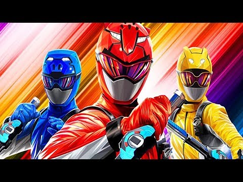 Channel Update: We Have Moved to Power Rangers Official