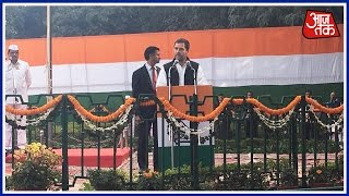 Rahul Gandhi Speech At 132nd Foundation Day Of Indian National