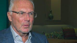 """Franz Beckenbauer - Über Den Tod Seines Sohnes: """"So Etwas Kann Man Nicht Verarbeiten"""""""