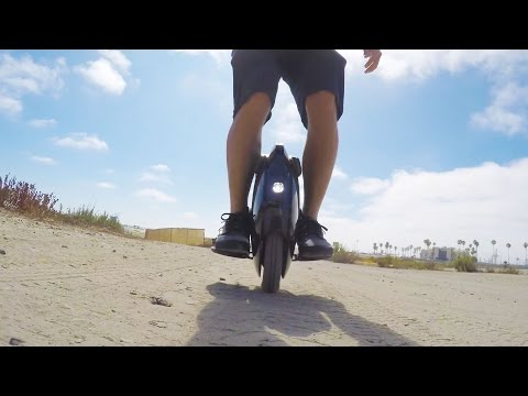 Inmotion V5F+ Electric Unicycle – Sneak Peek!