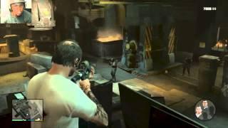 Grand Theft Auto 5 Walkthrough Part 134 - KILLING SPREE! | GTA 5 Walkthrough