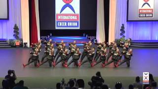 Team Japan [2016 Team Cheer Hip Hop]
